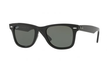 ec7286ff54 Ray-Ban WAYFARER RB4340 Sunglasses 601-50 - Black Frame