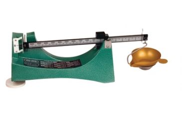 1-RCBS 502 Reloading Scale Weighs Up To 505 Grains 9069