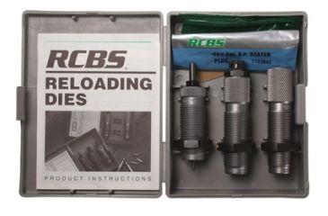 RCBS Carbide Three-Die Set Roll Crimp .460 S&W 24212