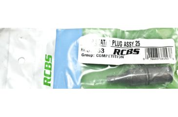RCBS Comp Seater Plug Assy 25 - 38153