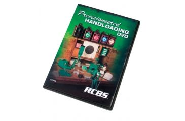 RCBS Precisioneered Handloading DVD - 99910