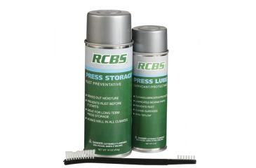 RCBS Reloading Die Maintenance Kit For Cleaning and/or Storage 99970