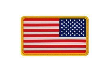 7f4cbdfaf74 RE Factor Tactical USA Flag PVC Patch