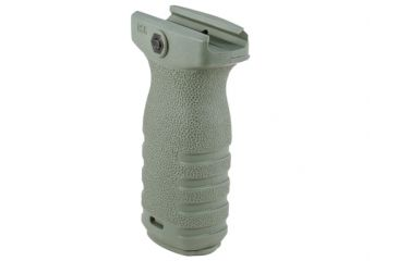 MFT React Short Vertical Grip - Foliage Green - RSGFG