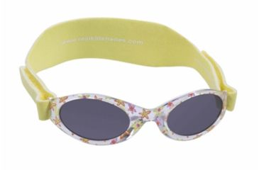 Real Kids Shades My First Shades Sunglasses - Yellow Daisy Frame - 0-24 Months, Yellow Daisy, 0 - 24 Months 024YELLOWDSY