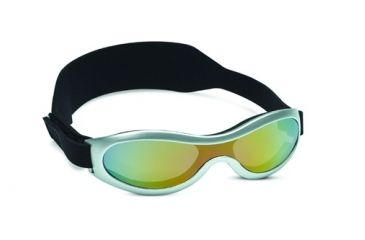 Real Kids Shades Xtreme Elements Sunglasses for Ages 3 - 7 - Silver