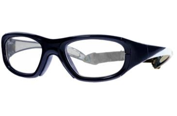 Rec Specs MX-20 BASEBALL Protective Eyewear Navy Frame,Clear Lens, Unisex MX-20BNAVY5117125C