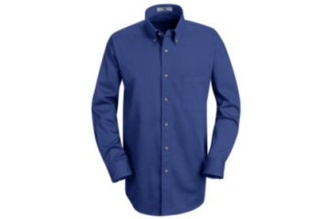 Red Kap Mens Meridian Performance Twill Shirt, Men, 1T12RB, RGM 1T12RBRGM
