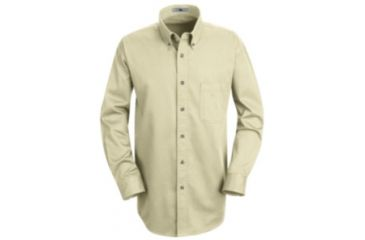 Red Kap Mens Meridian Performance Twill Shirt, Men, 1T12ST, LNL 1T12STLNL