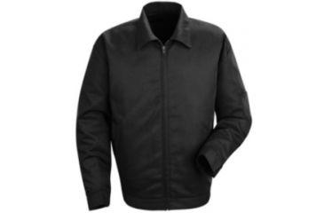 Red Kap Slash Pocket Jacket, Men, JT22BK, LNL JT22BKLNL