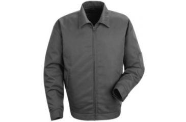 Red Kap Slash Pocket Jacket, Men, JT22CH, LNL JT22CHLNL