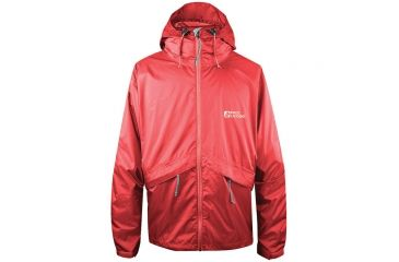 Red Ledge Thunderlight Jacket Sm Red A080 SM RED