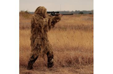 1-Red Rock Outdoor Gear 2 Piece Ghillie Suit Parka