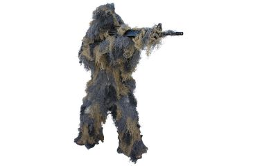 Red Rock Outdoor Gear 5 Piece Ghillie Suit, ACU, X-Large-2X-Large 70918XL/XXL