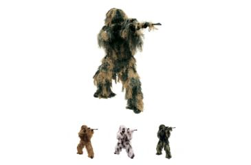 1-Red Rock Outdoor Gear 5 Piece Ghillie Suit