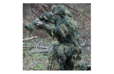 27-Red Rock Outdoor Gear 5 Piece Ghillie Suit