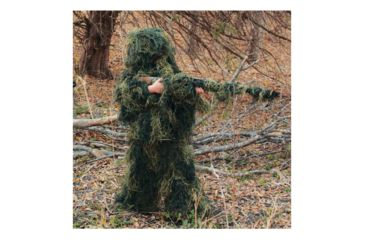 22-Red Rock Outdoor Gear 5 Piece Ghillie Suit