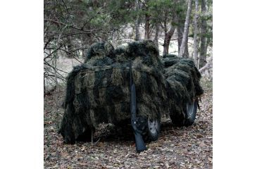 2-Red Rock Outdoor Gear Ghillie Blind Camouflage Netting