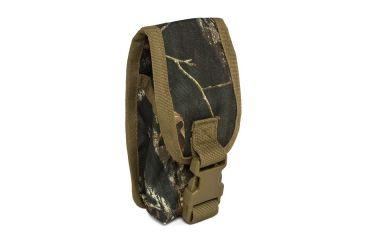 Red Rock Outdoor Gear Molle Grenade Pouch, Mossy Oak Break-Up, One-Size 82-009BU