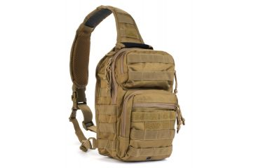 Red Rock Outdoor Gear Rover Sling Pack, Coyote, One-Size 80129COY