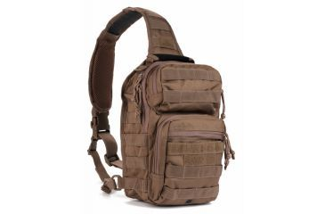 Red Rock Outdoor Gear Rover Sling Pack, Dark Earth, One-Size 80129DE