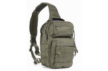 Red Rock Outdoor Gear Rover Sling Pack, Olive Drab, One-Size 80129OD
