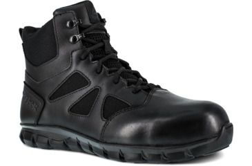 d634827b09b Reebok Sublite Cushion Tactical Boot 6in Tactical Boot with Side Zipper -  Men's