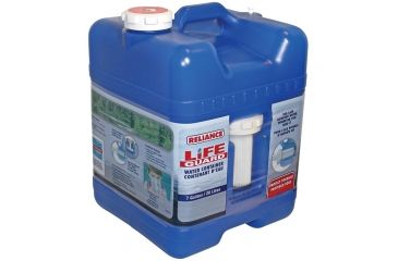 Reliance Lifeguard Container W/fltr 7gl 9420-03