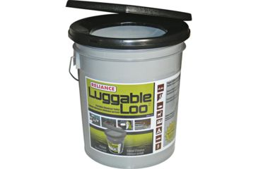 Reliance Luggable Loo Portable Toilet 9853-03