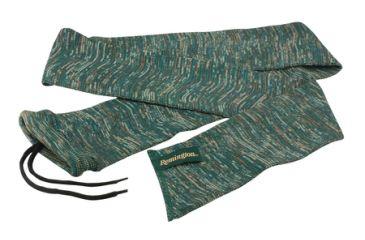 Remington Gun Sock Green With Logo 52 Inch