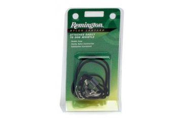 Remington Sporting Dog Training Lanyard, Black, Double Snap, 18 in. R1137-G-BLK00