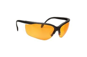 Remington T-40 Safety Glasses, Target Orange
