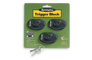 Remington Trigger Block Three Pack