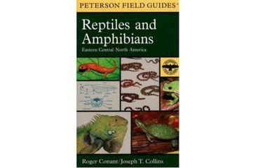 Reptiles & Amphibians East, Peterson Field Guide, Publisher - Houghton Mifflin