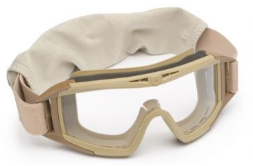 Revision Desert Locust Deluxe US Military Goggle System, Tan499 4-0309-9524