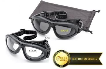 Best Tactical Goggles