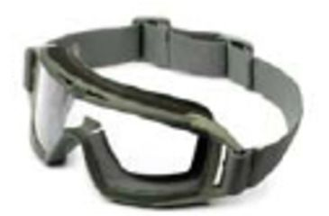 Revision Eye Wear Desert Locust Basic Kit for Revision Military Goggles with Clear Revision Eyewear Shield