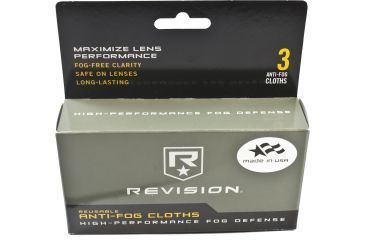 Revision Military Eyewear Anti-Fog Cloth 4-0330-9005