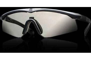 Revision Saw Fly-TX Pro Eyewear, Black with Solar Lens