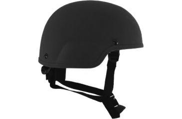 Revision Viper A1 Helmet, Full Cut, 1Nvg, Black, Small 4-0516-9225