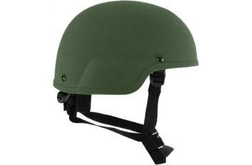 Revision Viper A1 Helmet, Full Cut, 1Nvg, Foliage Green, Small 4-0516-9442