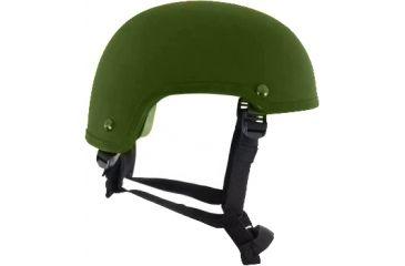 Revision Viper P2 Helmet, Rail-Ready High Cut, 1Nvg, Foliage Green, Small 4-0516-9814