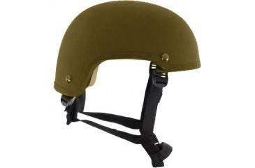 Revision Viper P2 Helmet, Rail-Ready High Cut, 1Nvg, Tan 499, Small 4-0516-9815