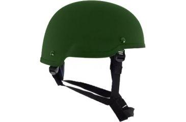 Revision Viper P2 Helmet, Mid Cut, 1Nvg, Foliage Green, Small 4-0501-5134