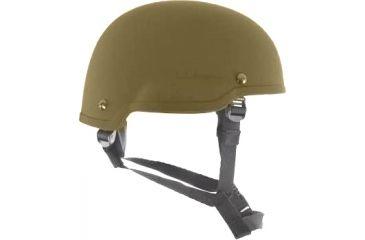 Revision Viper P2 Helmet, Mid Cut, 1Nvg, Tan 499, Small 4-0501-5135