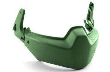 Revision Viper Ballistic Mandible Guard, Foliage Green, Small 4-0504-5014