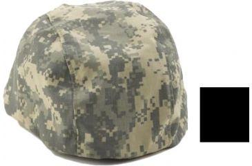 Revision Viper Precision Fit Helmet Cover - Mid Cut, Black, XL 4-0593-9015
