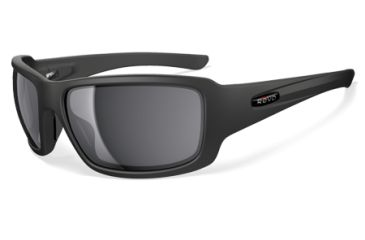 Revo Bearing 4057 RX Progressive Sunglasses - Matte Black Nylon Frame RE4057-01PROG