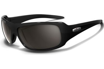 Revo Belay 4038 RX Progressive Sunglasses - Polished Black Nylon Frame RE4038-01PROG