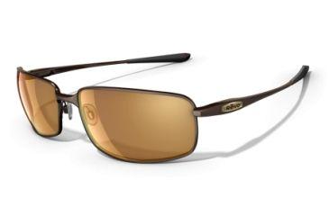 9b9394b07c Revo Polarized Efflux Titanium Frame Sunglasses